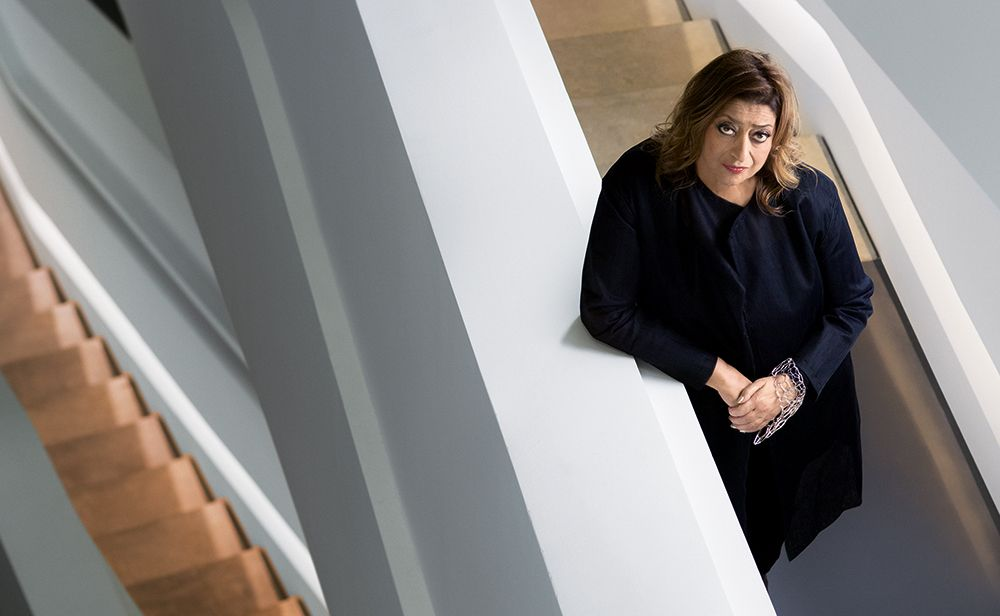 Zaha Hadid: the Queen of Avant-Garde Architecture