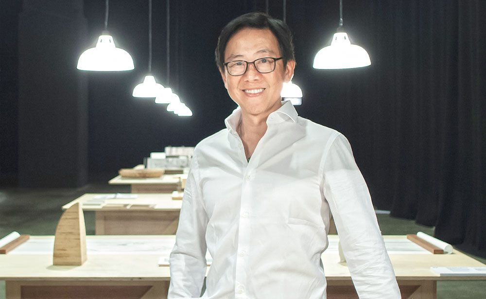 Pushing Lim-its: In Conversation with William Lim