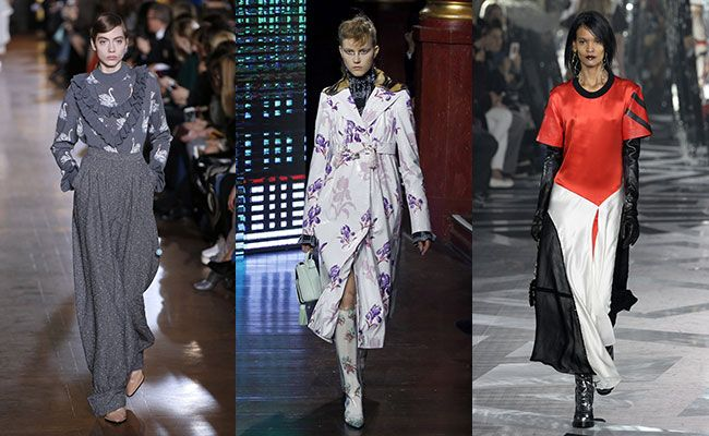 Six Memorable Looks From Paris Fashion Week