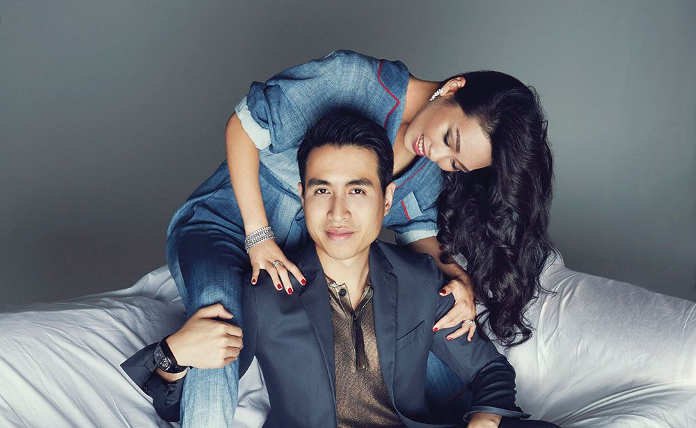Rhythm of Life: The Love Story of Kingston Chu and Kelly Lo
