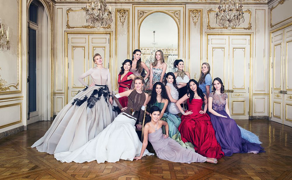From Paris With Love: Le Bal des Débutantes in the City of Light