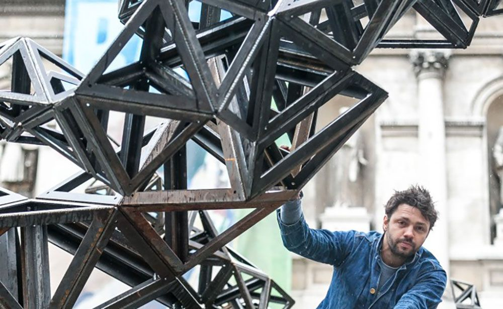 The Peninsula Hong Kong x Conrad Shawcross Present: The ADA Project