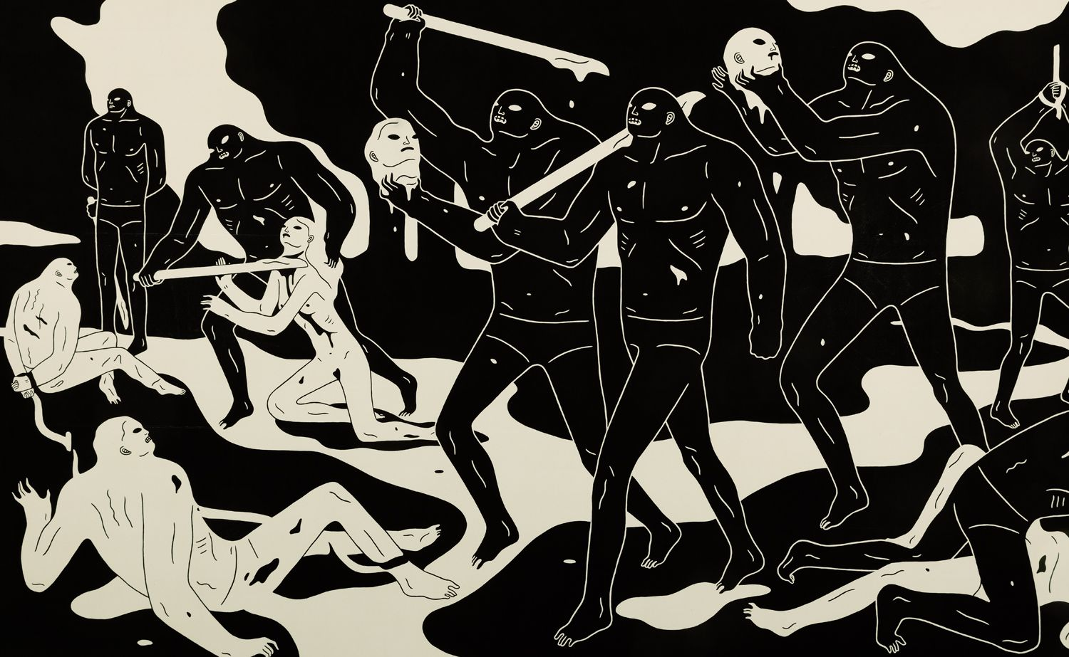 Last Chance: Purity by Cleon Peterson