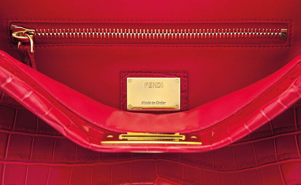 d590c46f62cf The Personal Touch  Inside Fendi s Exclusive Alcove