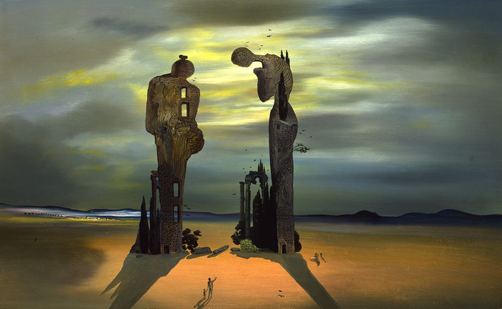 Virtual Reality Brings Dali Painting to Life in New Exhibition