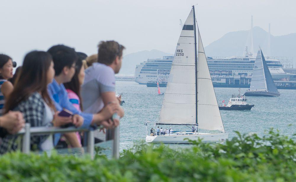 Sailing Around the Island with Marriott Rewards