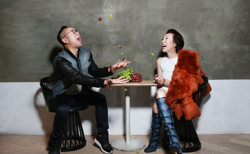 Recipe for Success: Yenn Wong and Alan Lo
