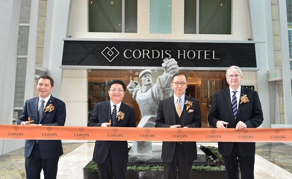 Langham Place Rebrands as Cordis Hong Kong
