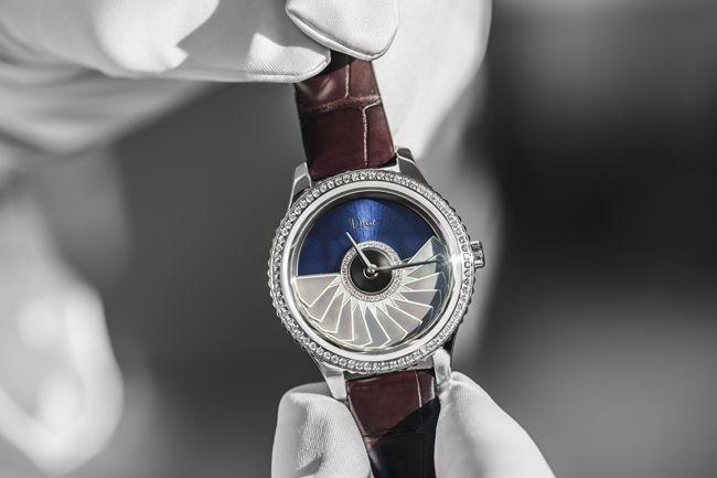 Introducing Dior's Grand Bal VIII Plissé Soleil