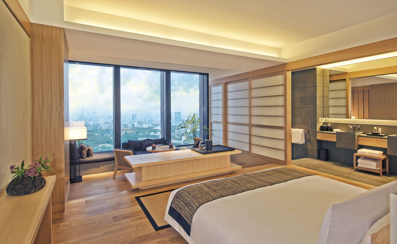 Haute Hotels: Aman Tokyo