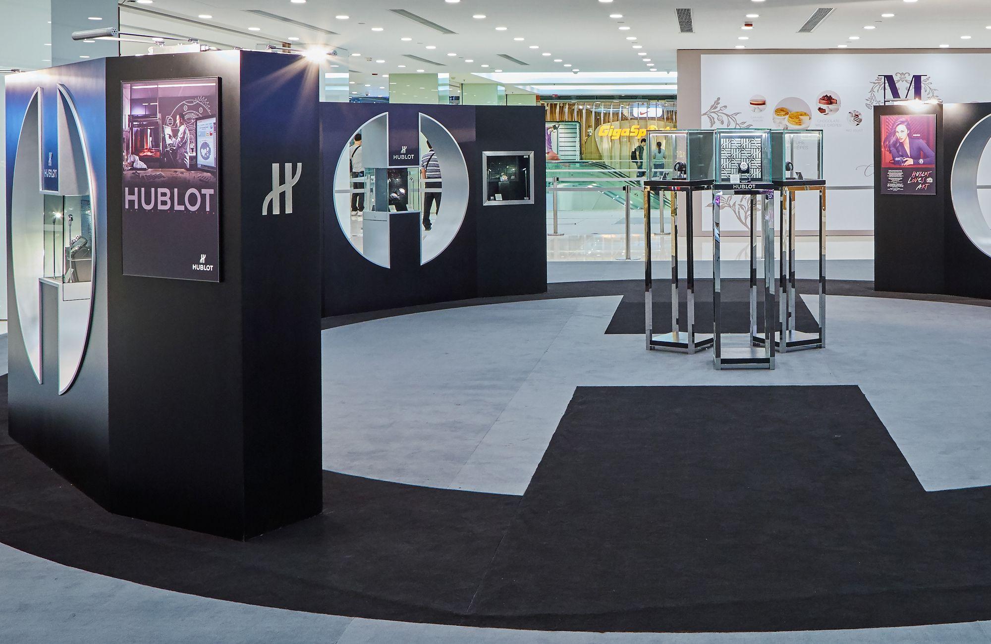 Hublot's Big Bang Grand Tour Arrives in Hong Kong