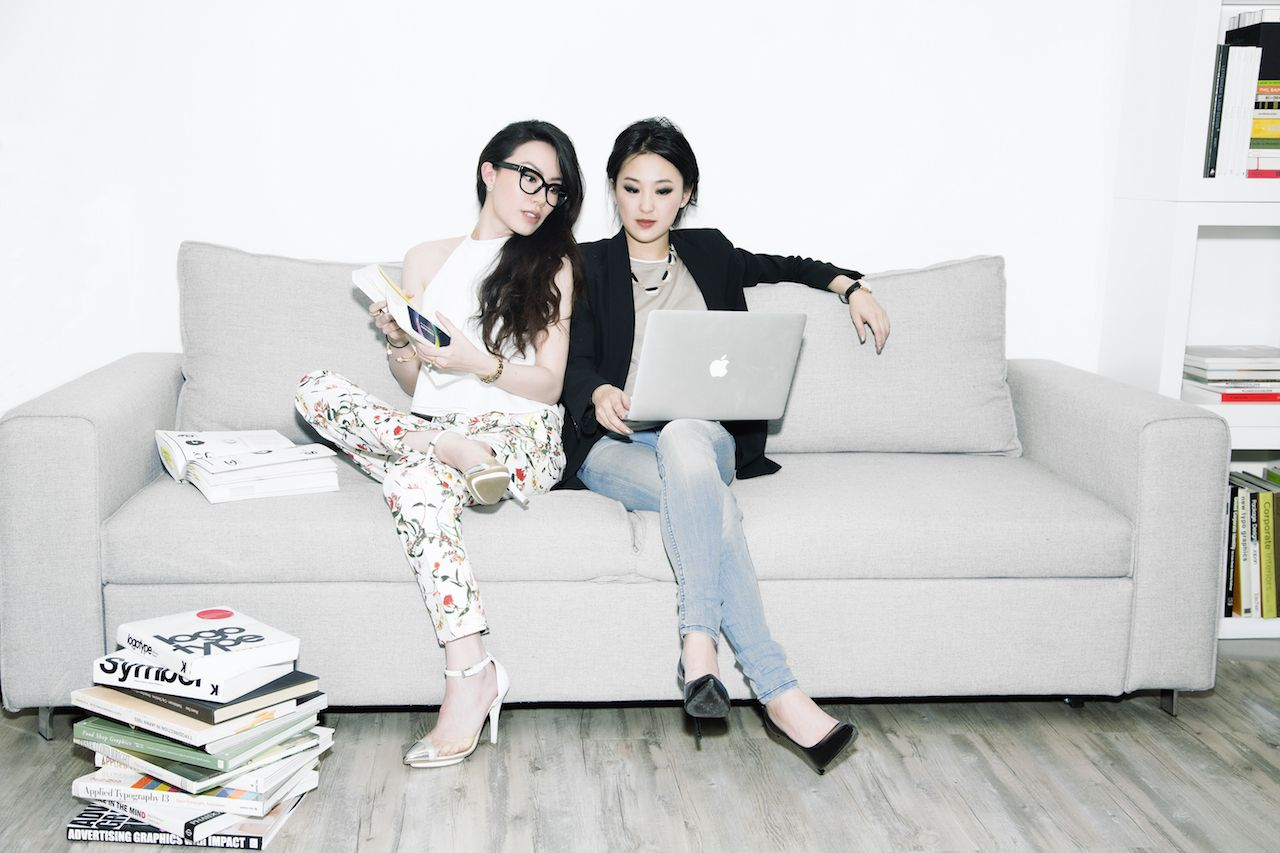 A Day in the Life of Antonia Li and Ruth Chao
