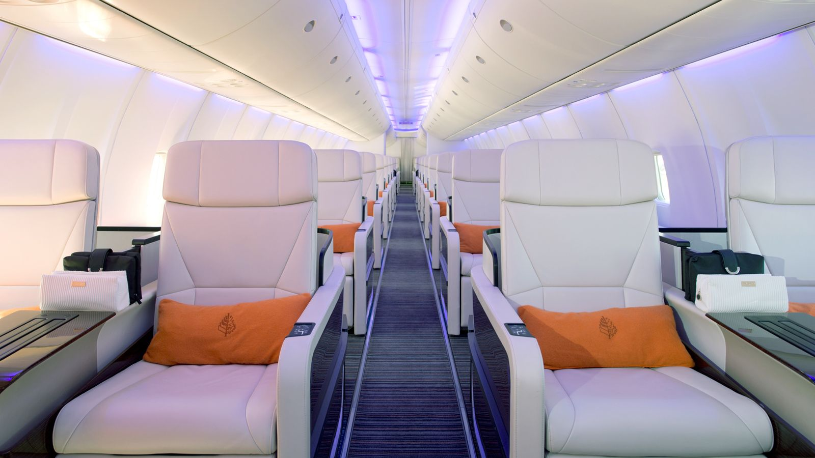 A Tour of the First Four Seasons Private Jet