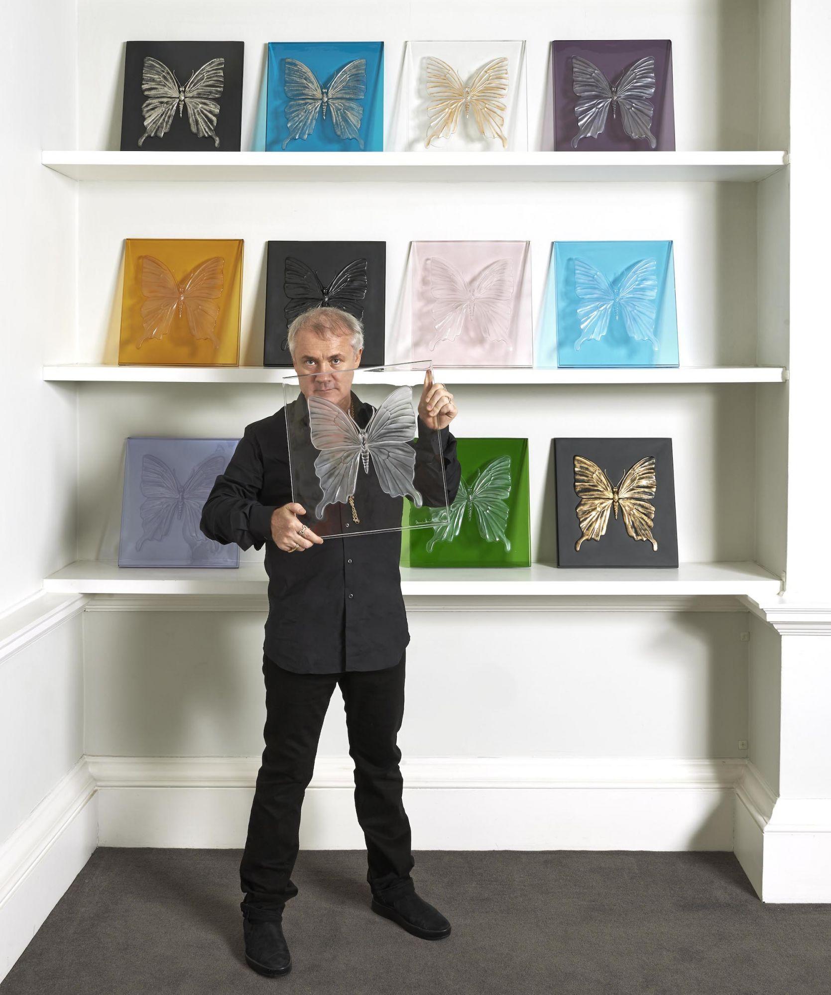 Lalique Presents: Damien Hirst's Eternal Collection