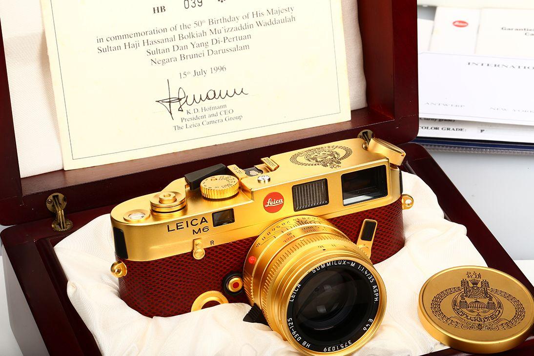 Rare Leica Cameras at L&H Photographica Spring Auction