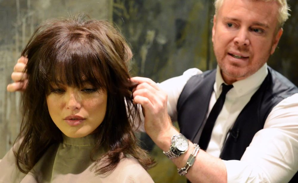 Spring Hairstyling with Kim Robinson