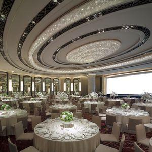 The Grand Hyatt Unveils The Grand Ballroom