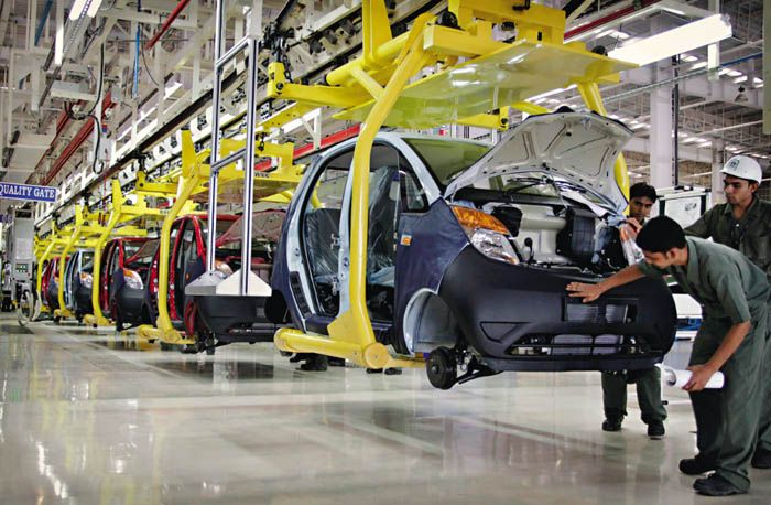 India's Bright but Challenging Future in Cars