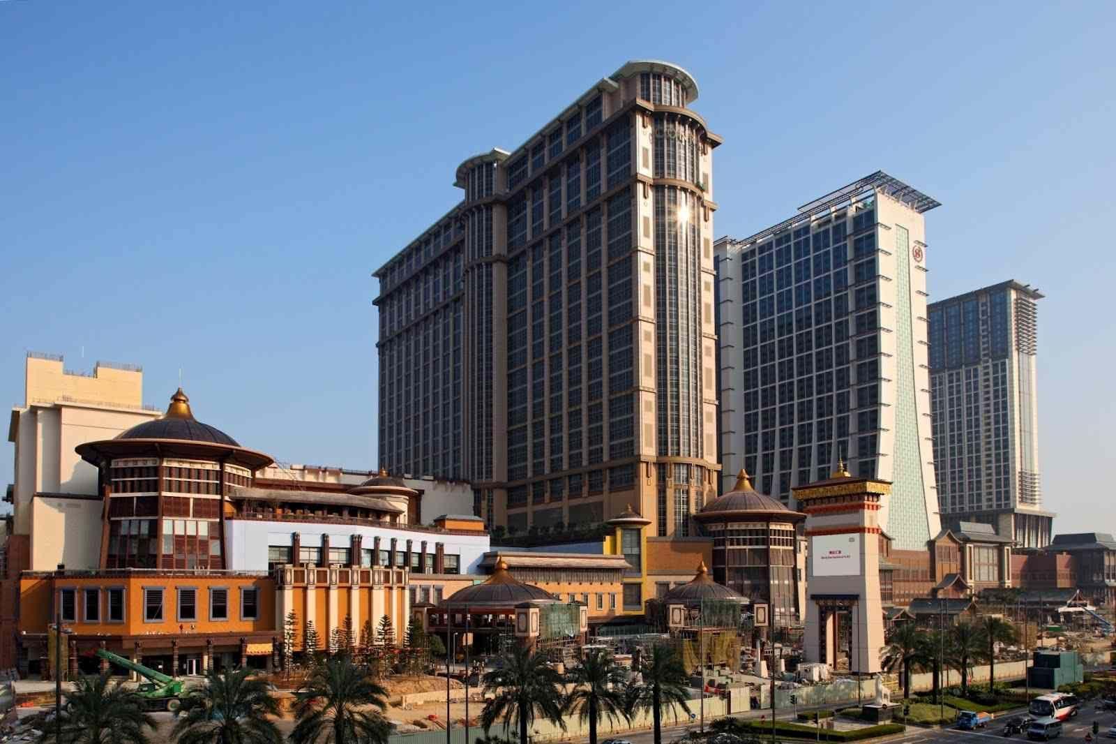 MGM to Build A New Hotel-Casino in Cotai, Macau