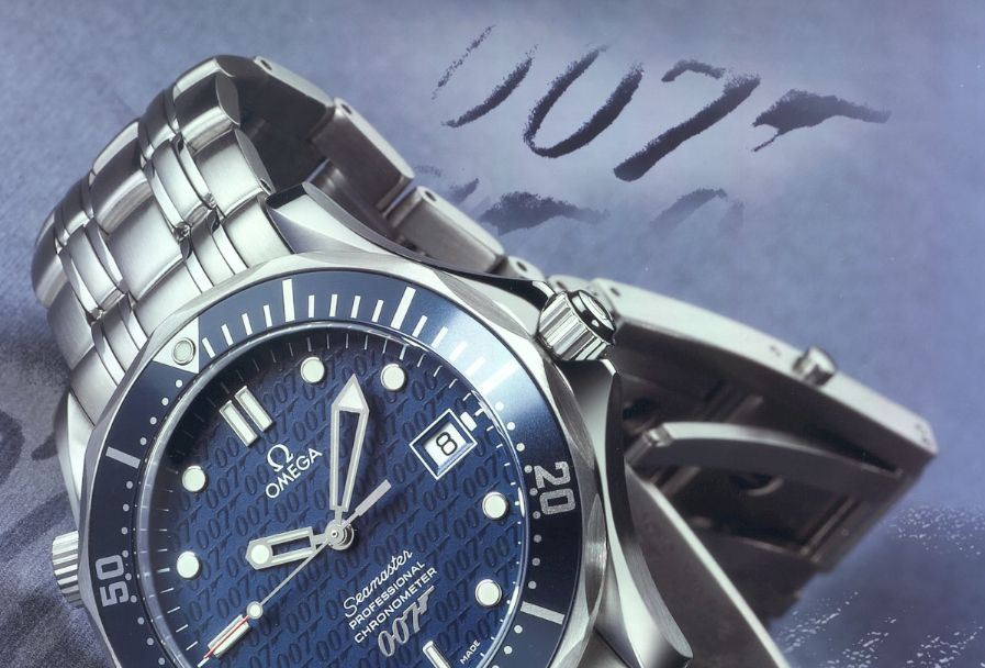 The History of James Bond's Watches