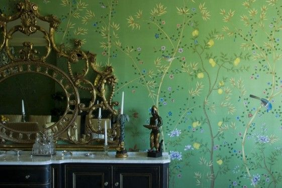 The Luxury Of Custom Wallpaper Hong Kong Tatler
