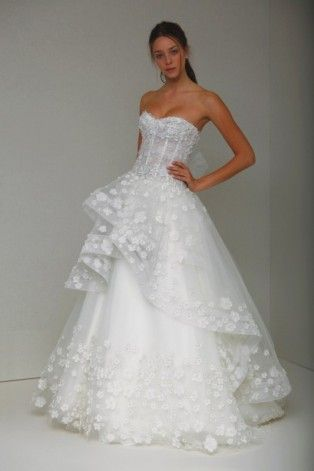 How to Find A Dream Wedding Gown