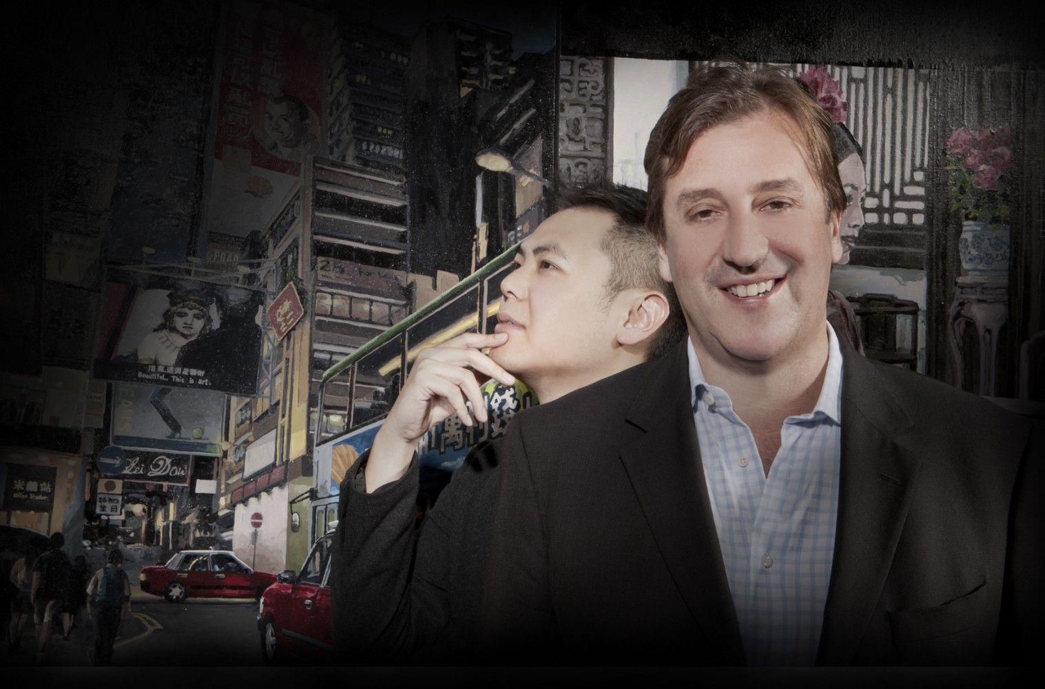 Howard Bilton & Chow Chun-fai