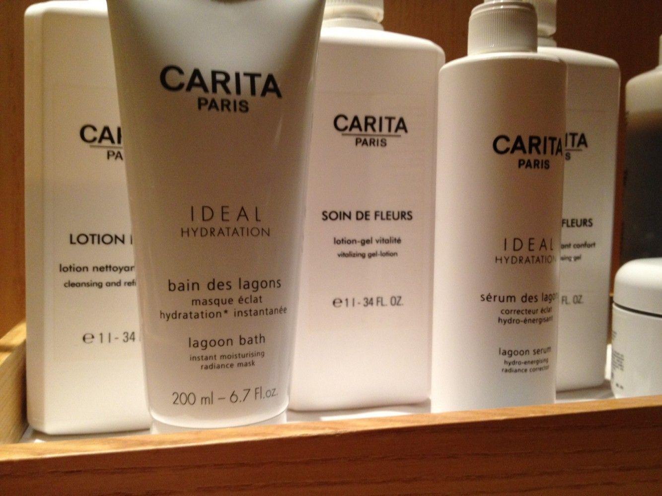 Review: Carita Renovateur Hydration Intense Facial at the