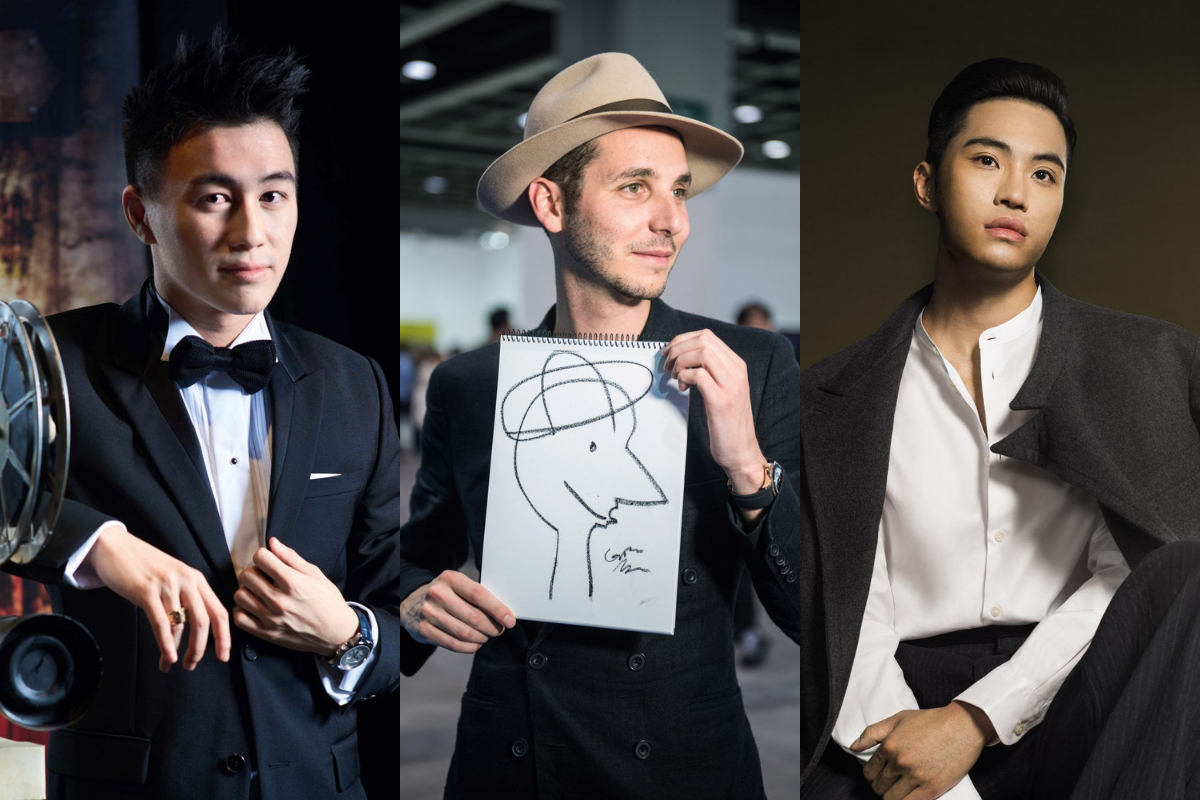 Hong Kong's Most Eligible Bachelors Of 2018