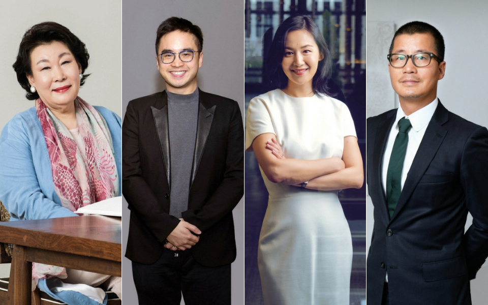 50 Biggest Art Collectors In Asia