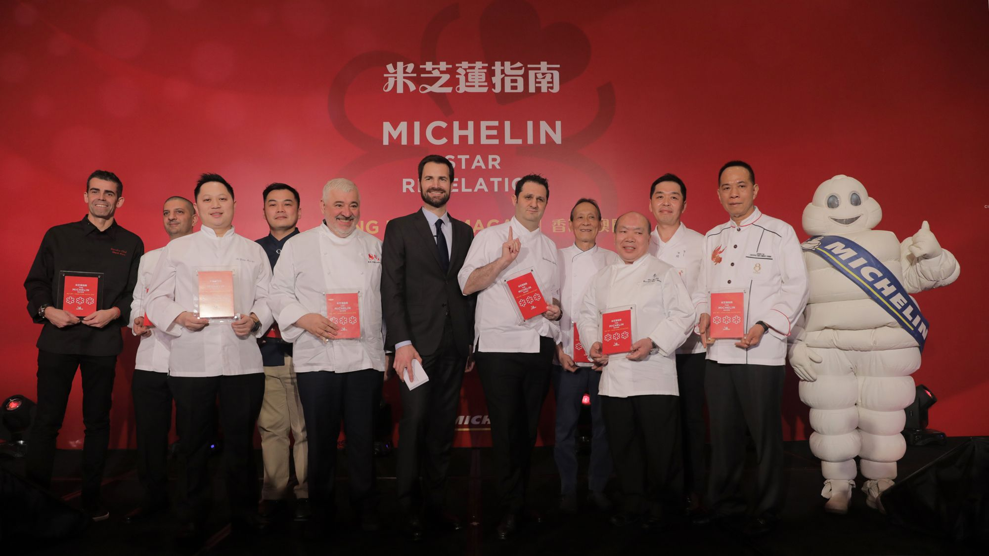 The Michelin Guide Announces 2019 Stars For Hong Kong And Macau