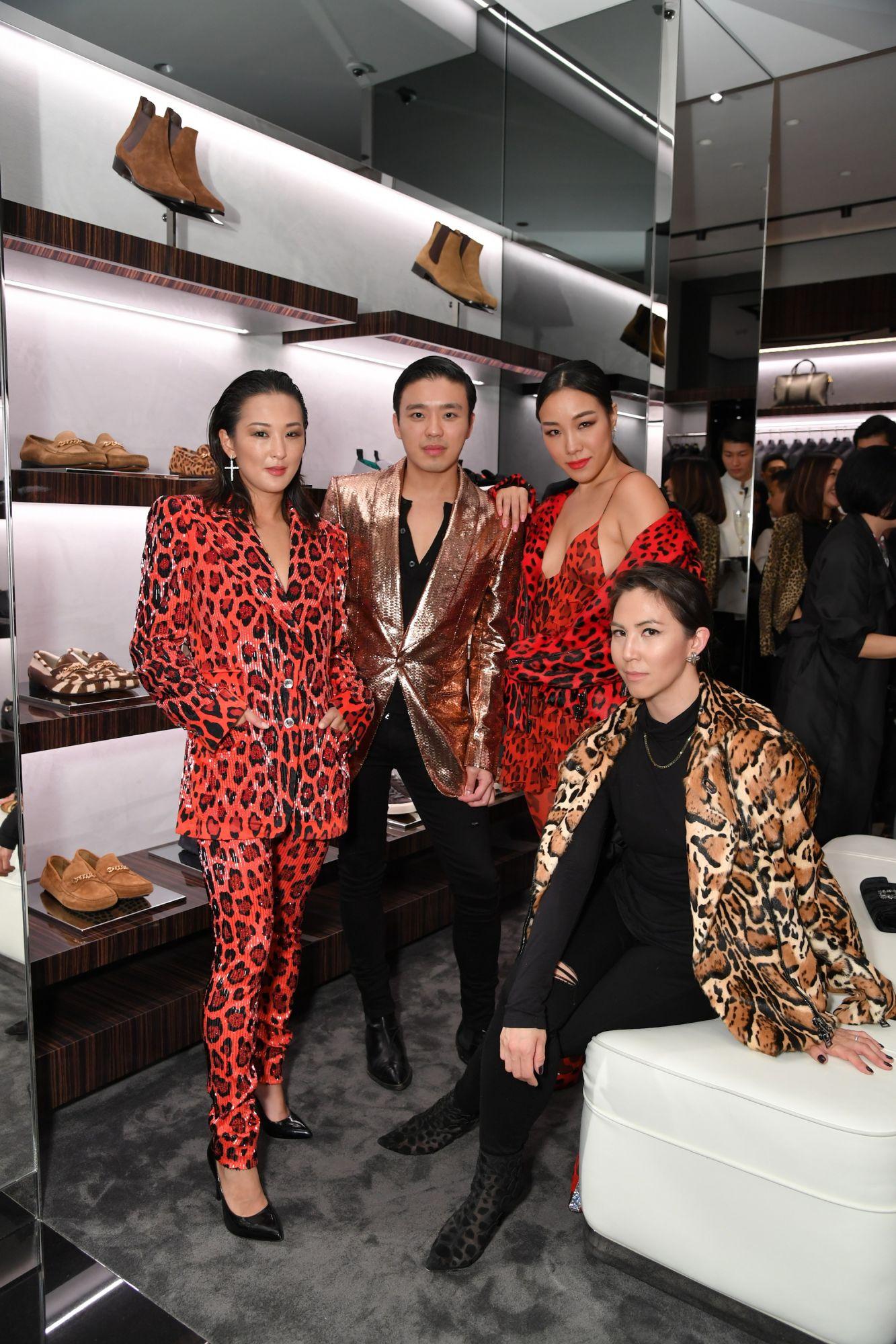 Antonia Li, Jonathan Cheung, Feiping Chang, Victoria Tang-Owen