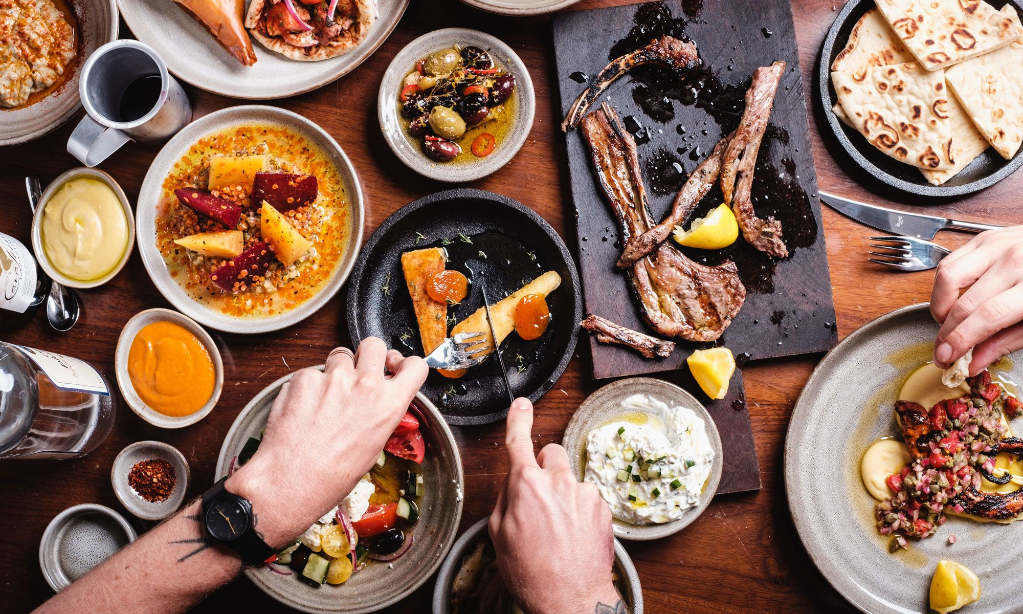 Review: Artemis & Apollo Introduces Greek Vibes And Great Mezzes To Wan Chai