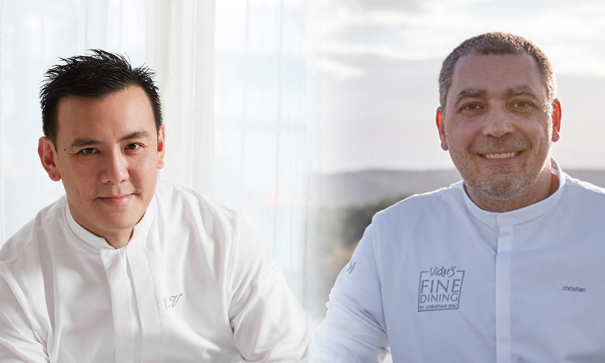 Le Pan To Welcome Guest Chef Christian Bau In January 2019