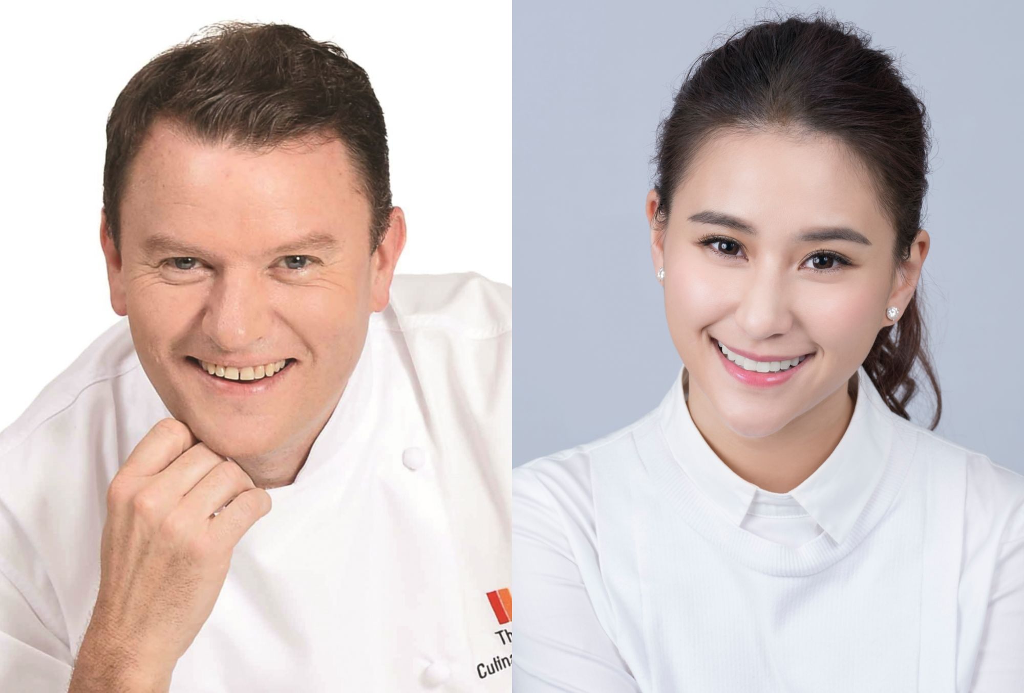 Theo Mistral And Smile with Us HK Join Forces to Launch Special Edition Dessert Platter For Charity