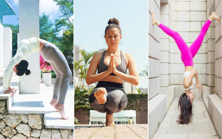 15 Hong Kong Yoga Teachers To Follow Right Now