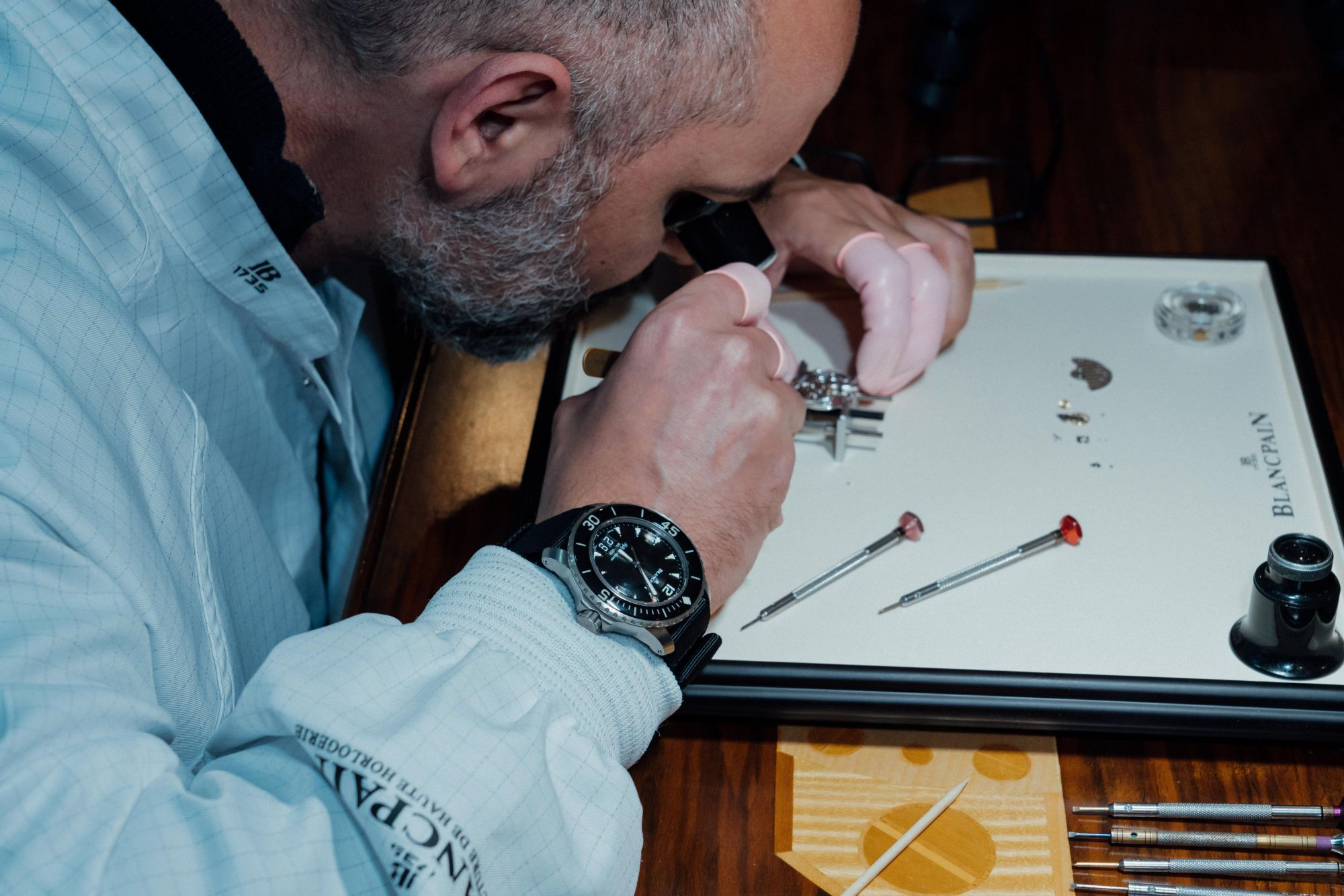 Blancpain Celebrates Craftsmanship And Joie de Vivre