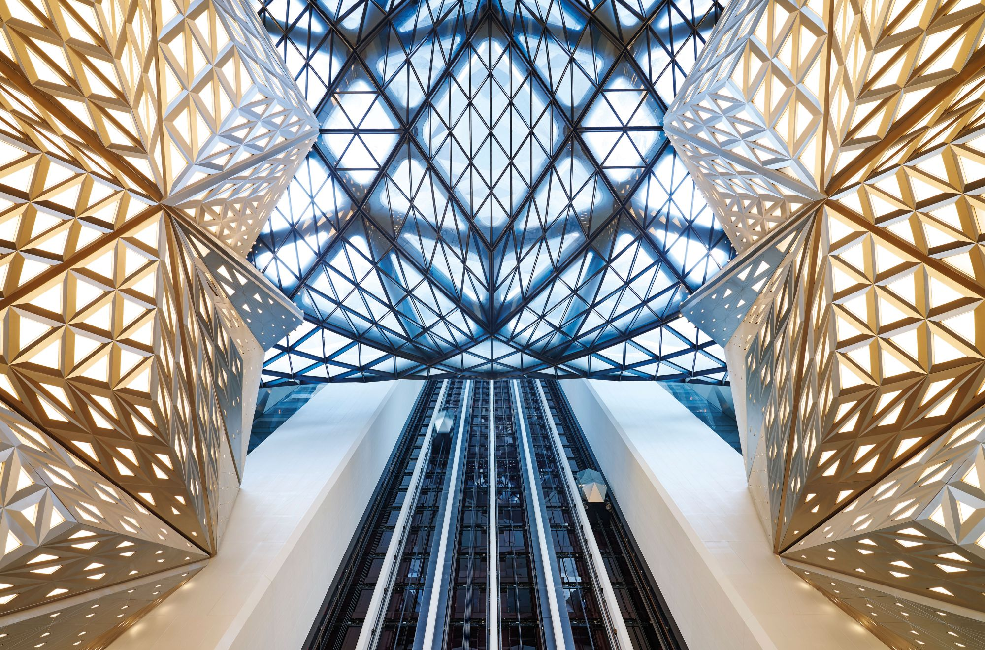 Fashion Meets Art: We Brought Asia's Most Stylish Women To Zaha Hadid's Morpheus Hotel In Macau