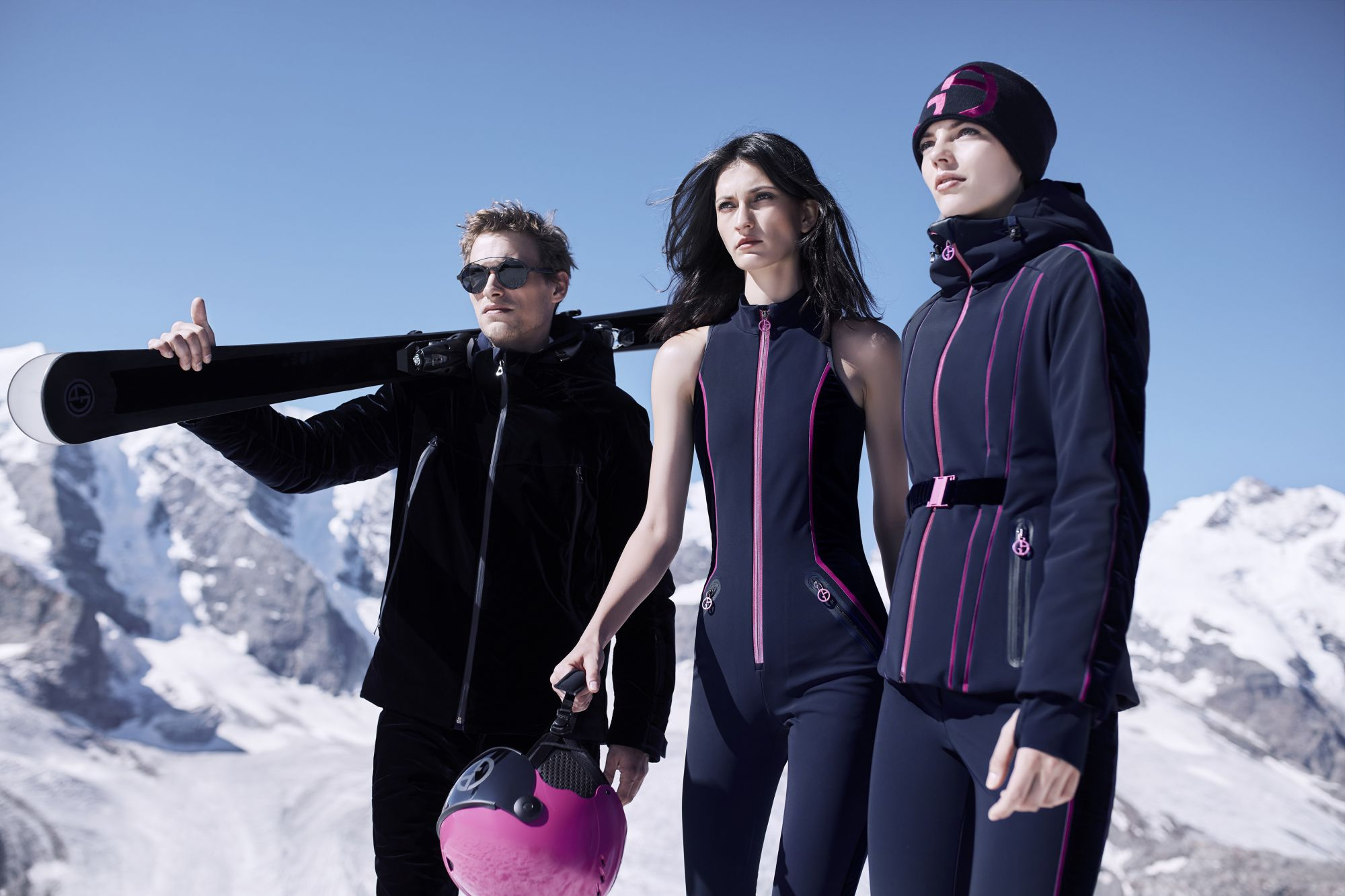 10 Luxury Skiwear Brands To Keep You Chic On The Slopes