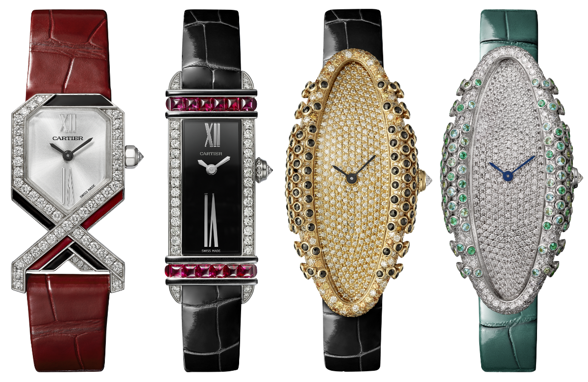 Cartier Libre Watches Will Make Your Heart Skip A Beat