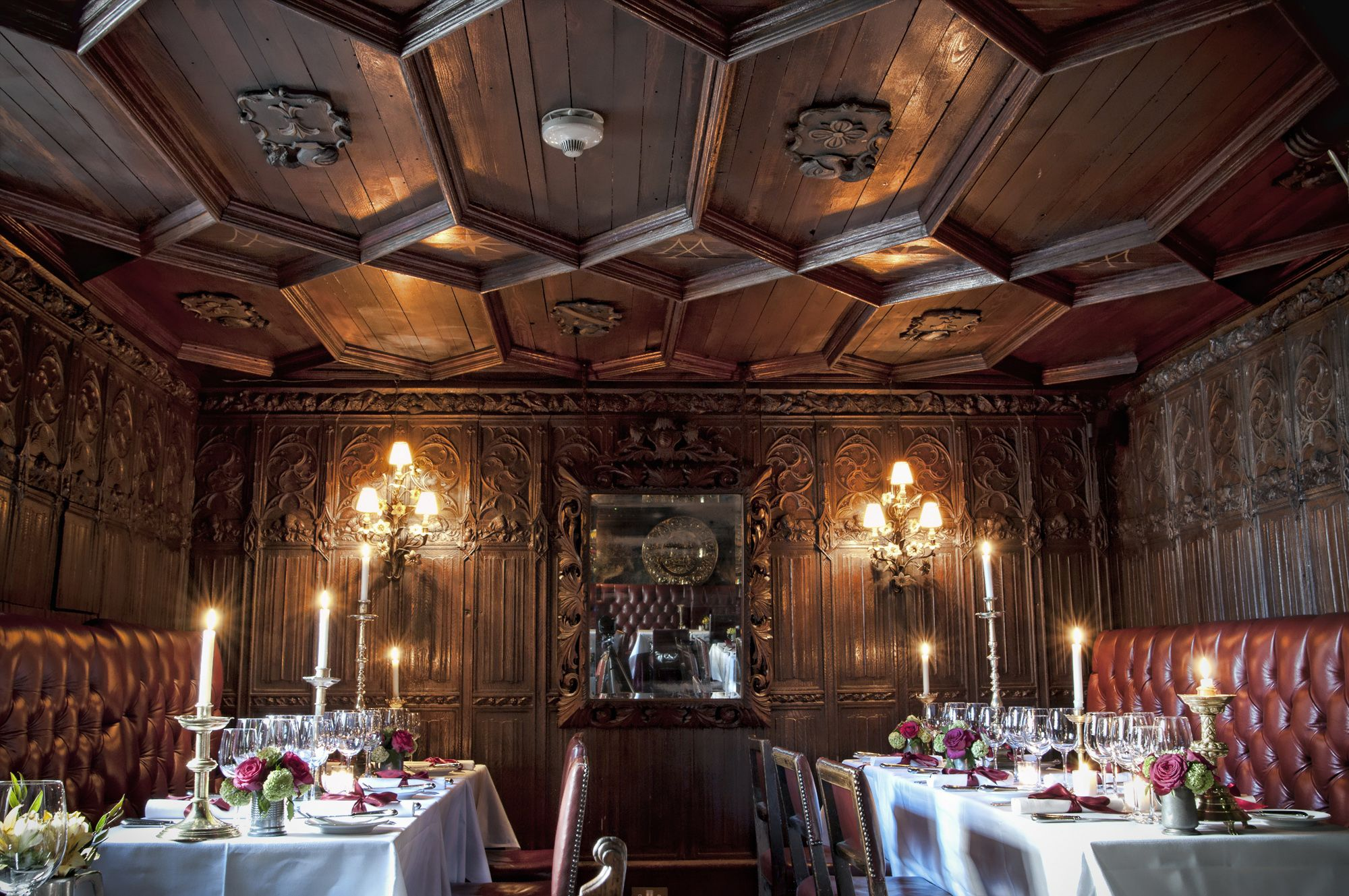 14 Must Visit Culinary Destinations For 2019 Hong Kong Tatler Restaurant Reservation Ceiling Rose Wiring Set In A 16th Century Merchants House The Witchery Is Slice Of History