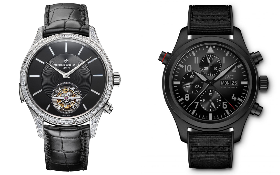 First Look: 12 Timepieces To Watch At This Year's SIHH