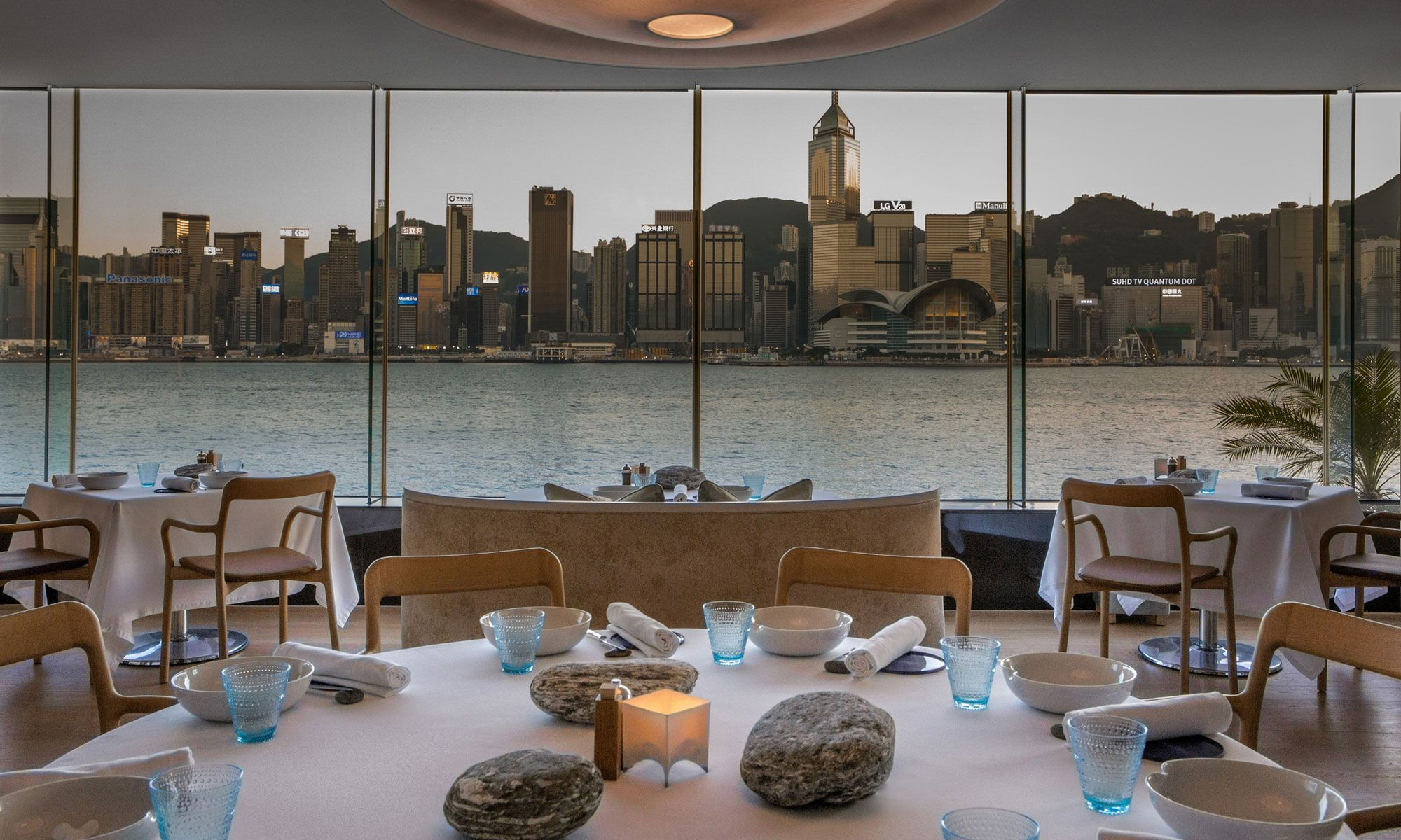 Champagne Wishes And Caviar Dreams At Rech By Alain Ducasse
