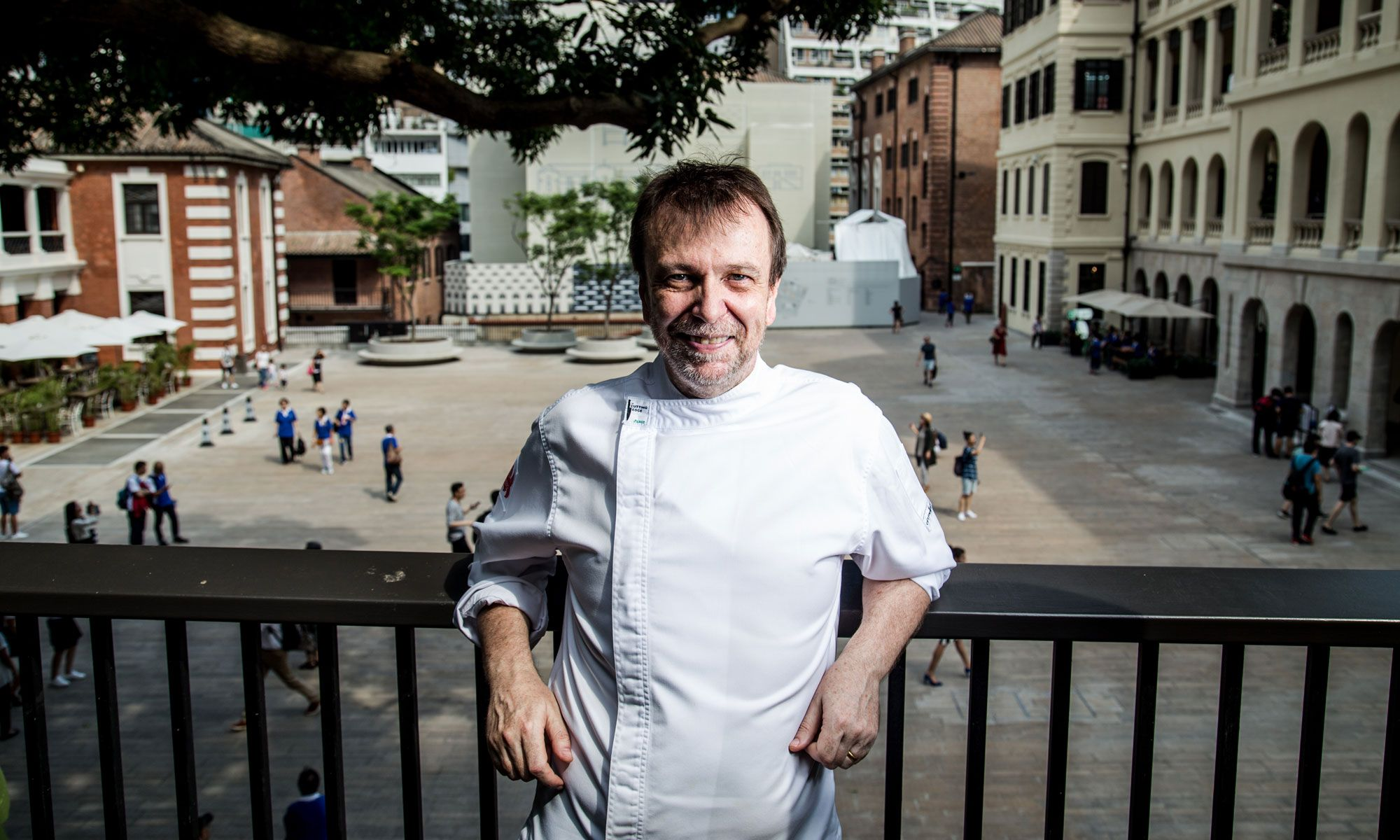 How Does Aaharn's David Thompson Keep His Faith In Thai Cuisine?