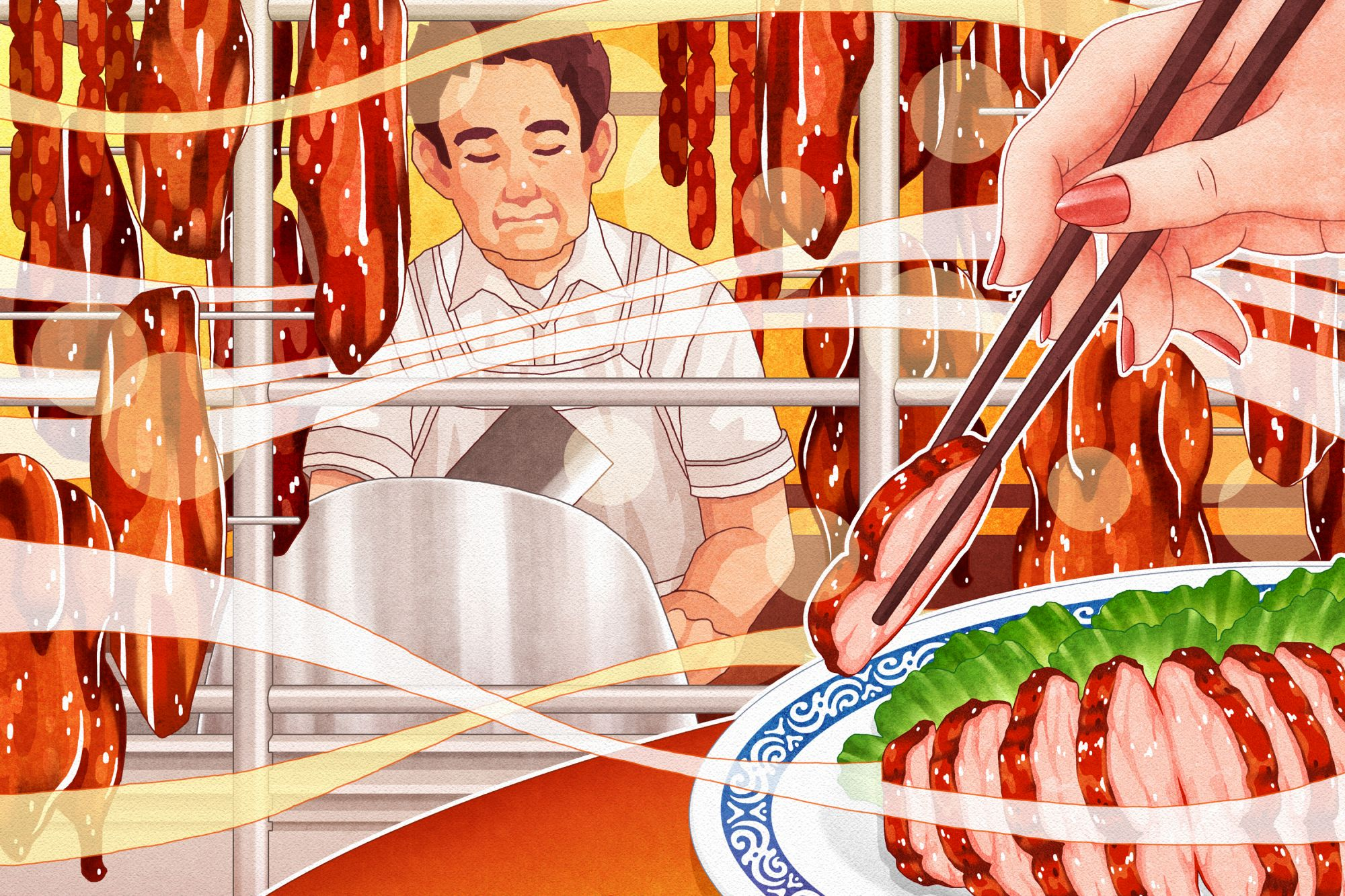 #NoCharSiuNoLife: An Ode To Cantonese Barbecued Pork