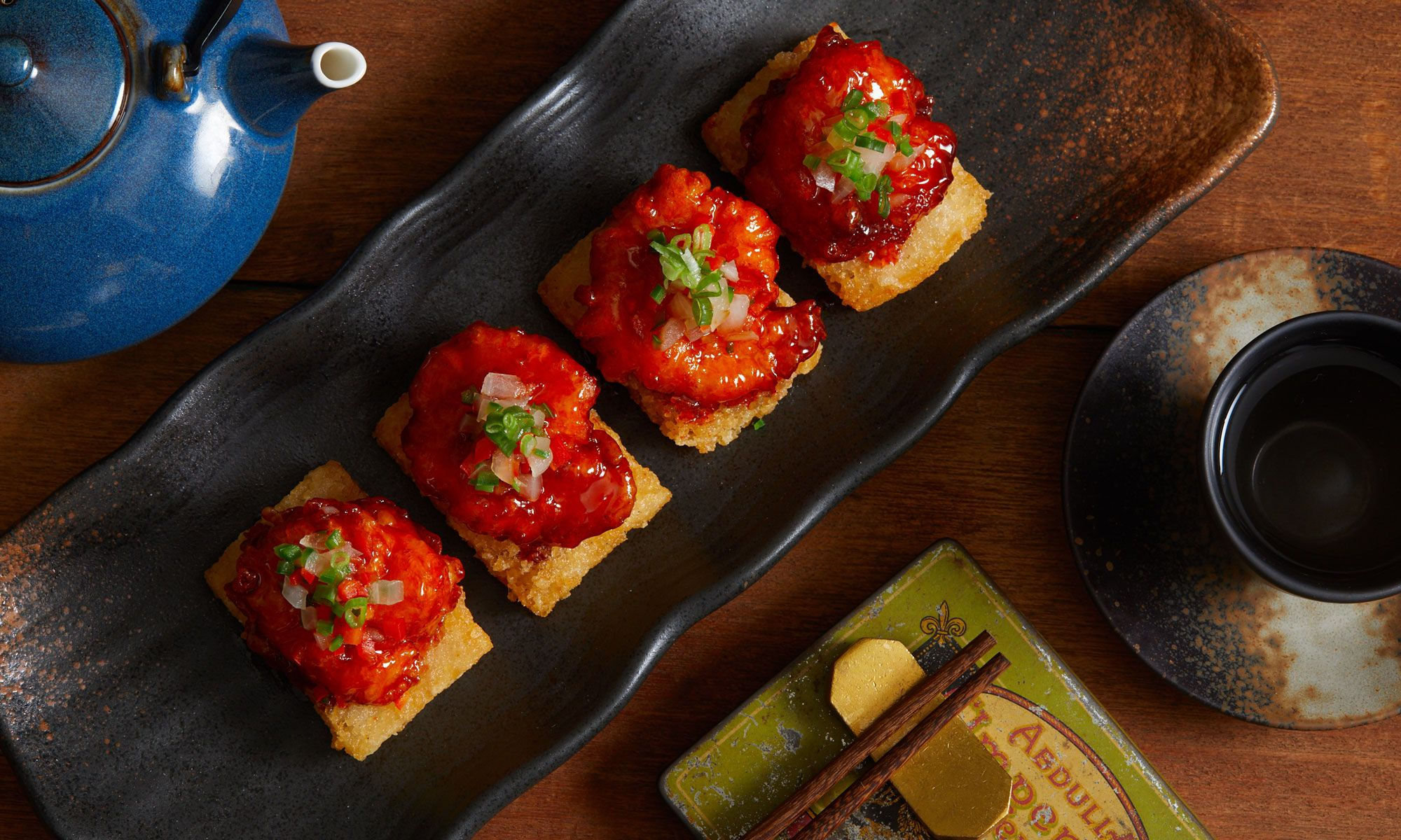 Celebrate The Chinese New Year At Mott 32