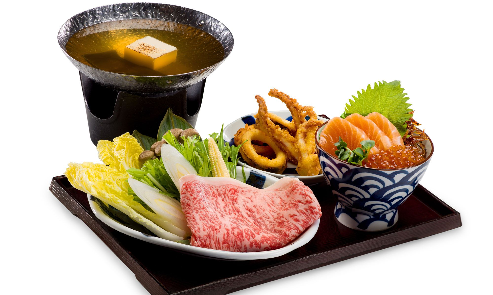 Hokkaidon Presents New Hot Pot And Don Set Menus