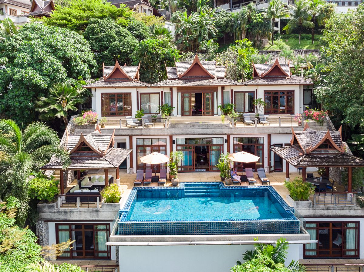 Villa Arawan: Classic Thai Elegance Meets Modern Luxury In Phuket
