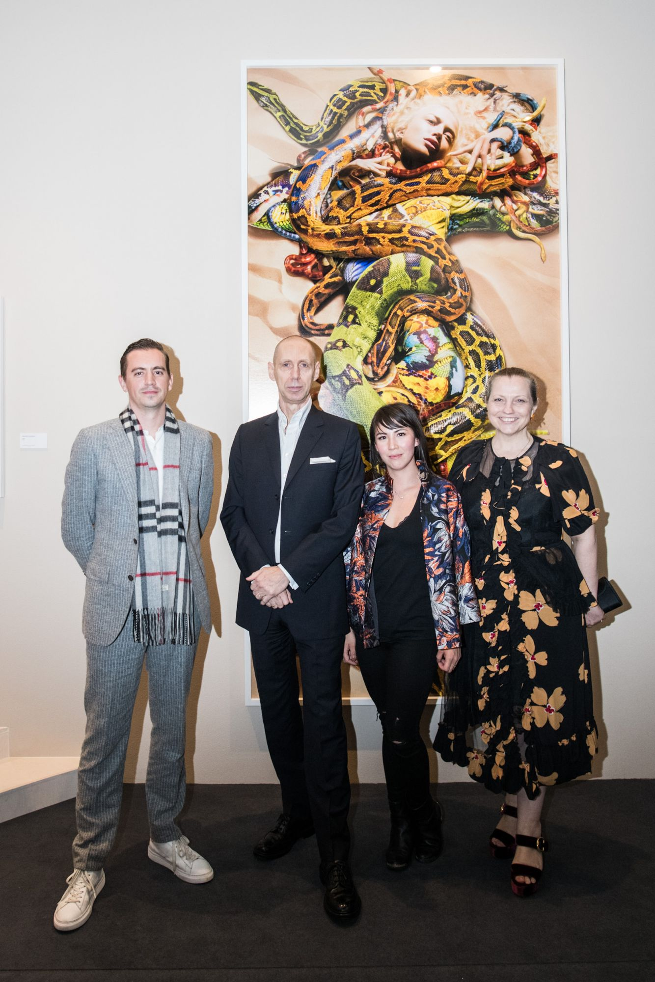 Christopher Owen, Nick Knight, Victoria Tang-Owen, Charlotte Knight
