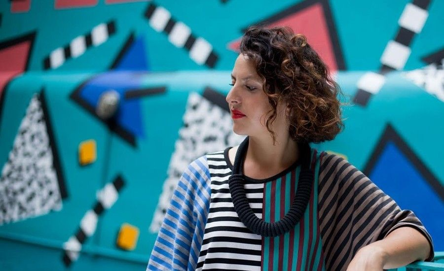 First Person: Camille Walala Gives Us A Sneak Peek Of WORFU